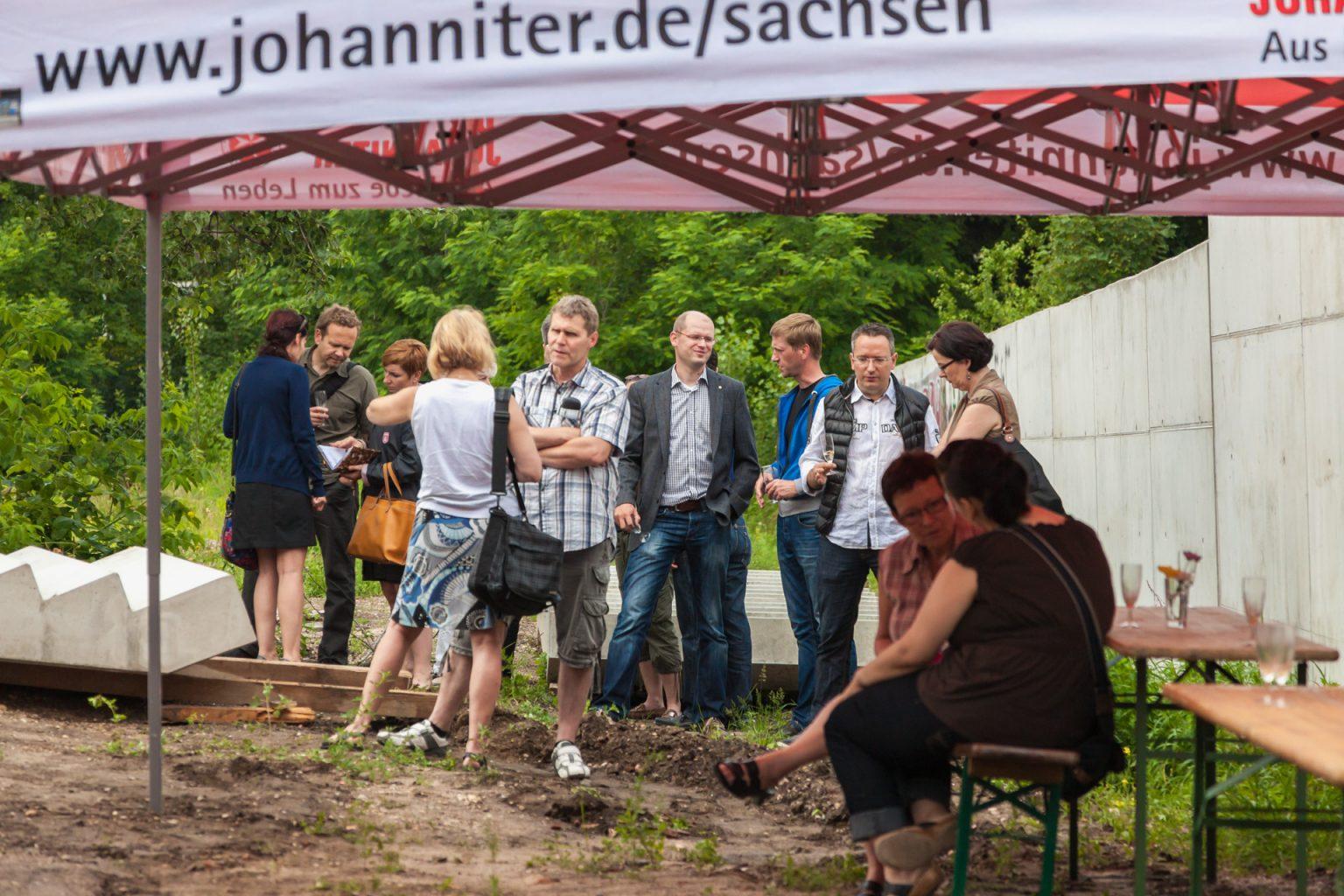 Familienzentrum Marcusgasse - Richtfest - Alexander Malios