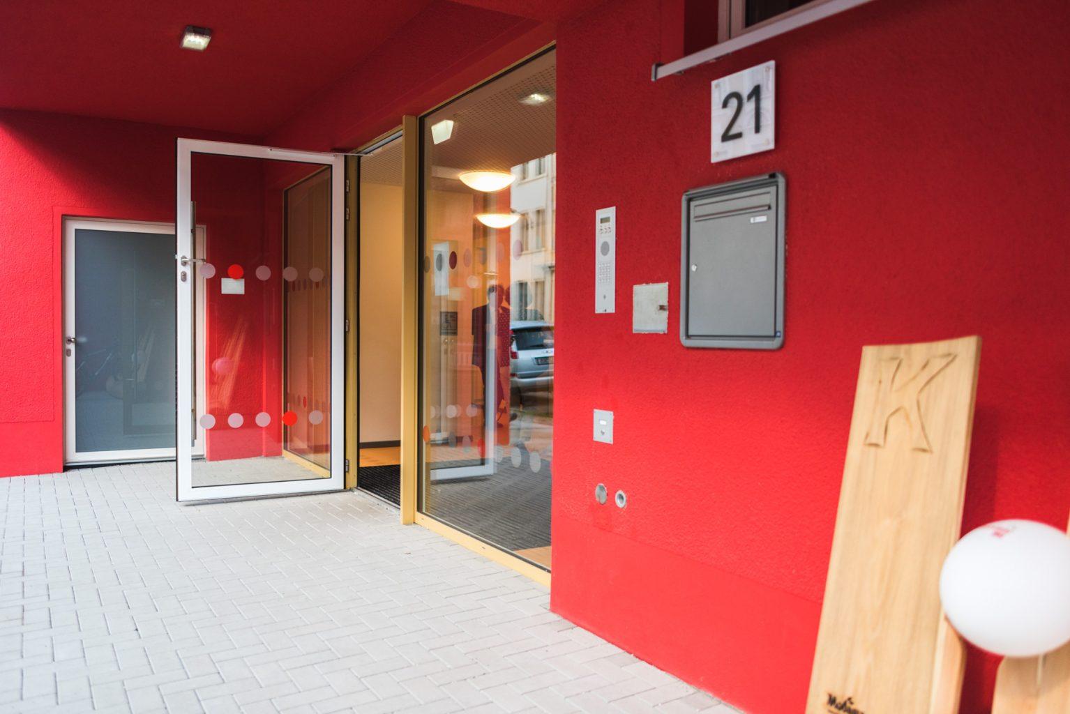 Kita Tillj - Eröffnung - Leipzig - Alexander Malios