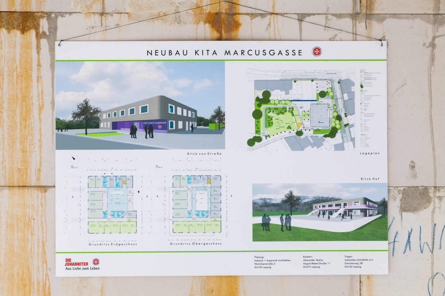 Familienzentrum Marcusgasse - Alexander Malios