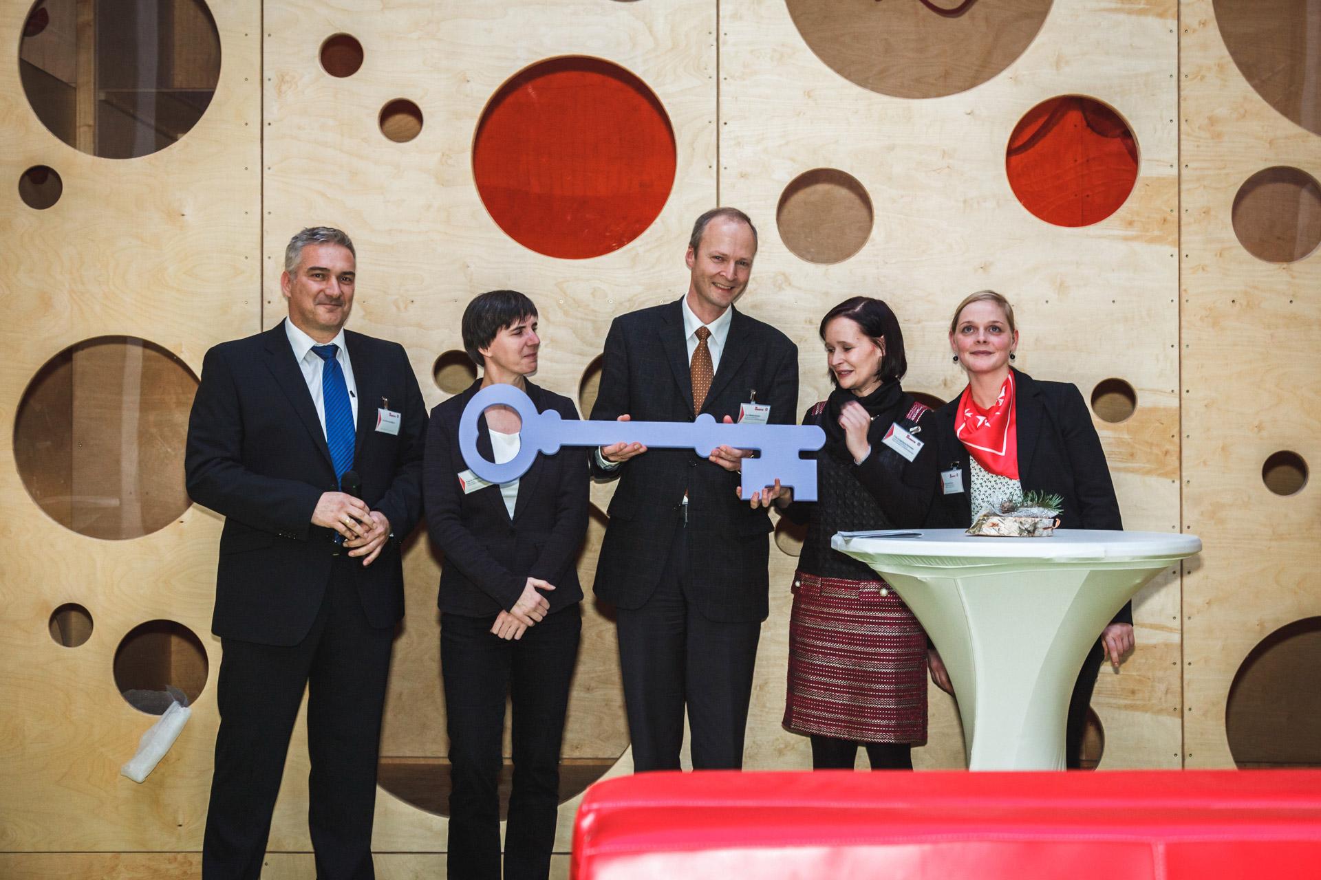 Familienzentrum Marcusgasse - Eröffnung - Leipzig - Alexander Malios