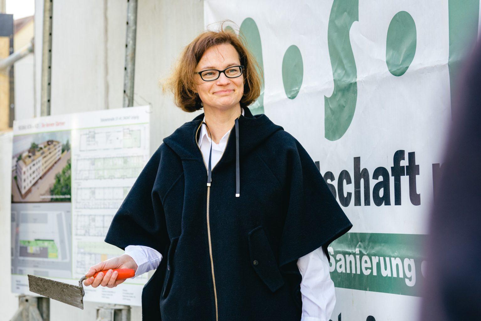 Kita Stöckelstraße - Grundsteinlegung - Leipzig - Alexander Malios