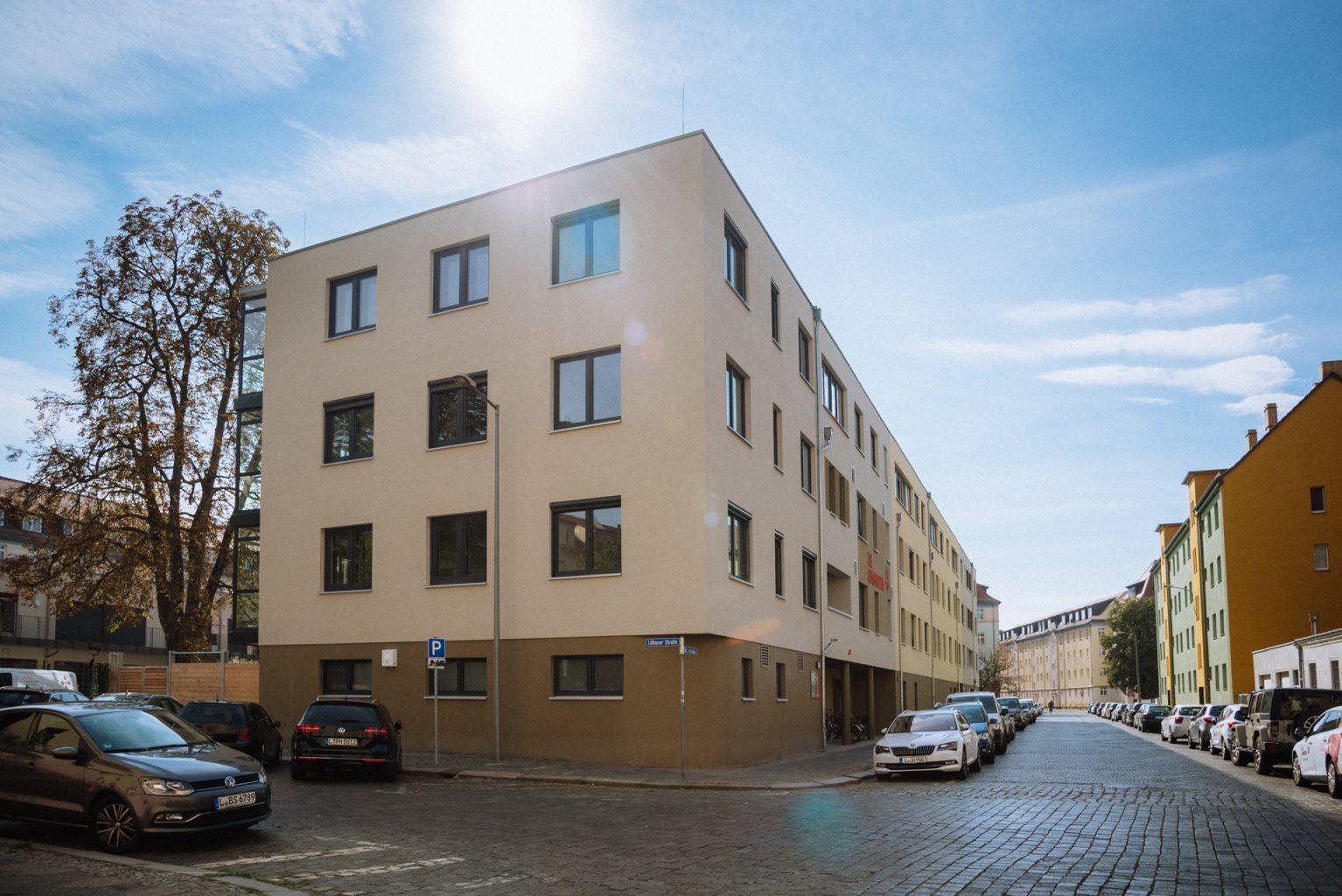 Kita und HzE Stöckelstraße - Leipzig - Alexander Malios